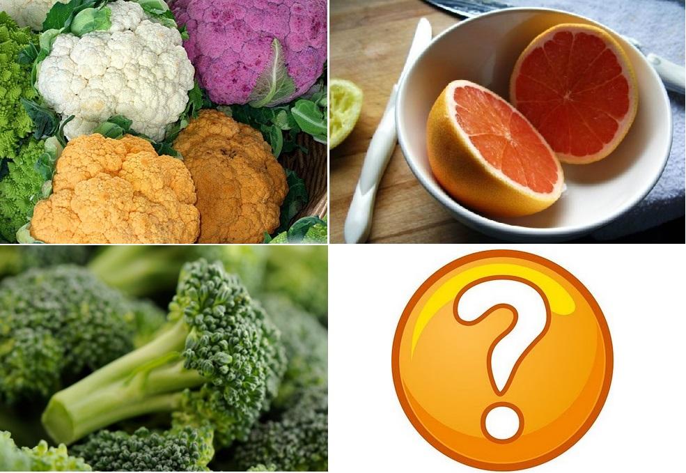 Ποιο φρούτο και πιο λαχανικό δρουν προστατευτικά, στον καρκίνο του στομάχου;