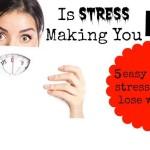 Μήπως το άγχος σε «παχαίνει»;