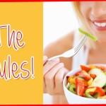 10 βασικοί κανόνες διατροφής με τους οποίους συμφωνούν σχεδόν όλοι οι διαιτολόγοι!