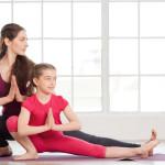 Αν γυμνάζεσαι και προσέχεις το σώμα σου…τότε θα το κάνει και η κόρη σου!