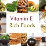 Η βιταμίνη Ε συμβάλλει στη διατήρηση των μυών
