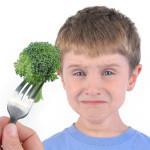 Γιατί τα νήπια δεν τρώνε λαχανικά?