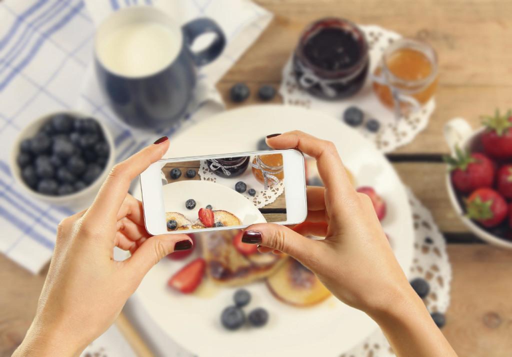 social media an diet 1