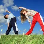 Τα παιδιά που γυμνάζονται έχουν καλύτερη κατανομή λίπους στο σώμα, ανεξάρτητα από το βάρος τους