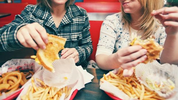 eating-fast-food
