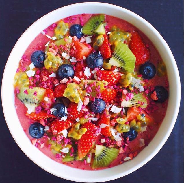 φραουλες σμοοοτηιε
