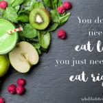 Η βασική αρχή κάθε διαιτολόγου: «Τρώω σωστά και δεν πεινάω»