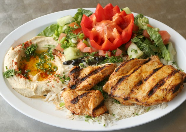 Grilled-Chicken-Breast-Dinner-629x449