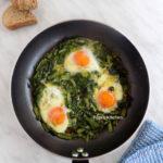 Σέσκουλα με αυγά