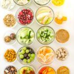 23 Υγιεινά σνακ με λιγότερες από 200 θερμίδες το καθένα που μπορούν να σας χορτάσουν.