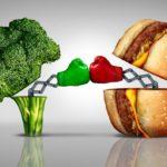 Γίνε χορτοφάγος με ισορροπημένο τρόπο.