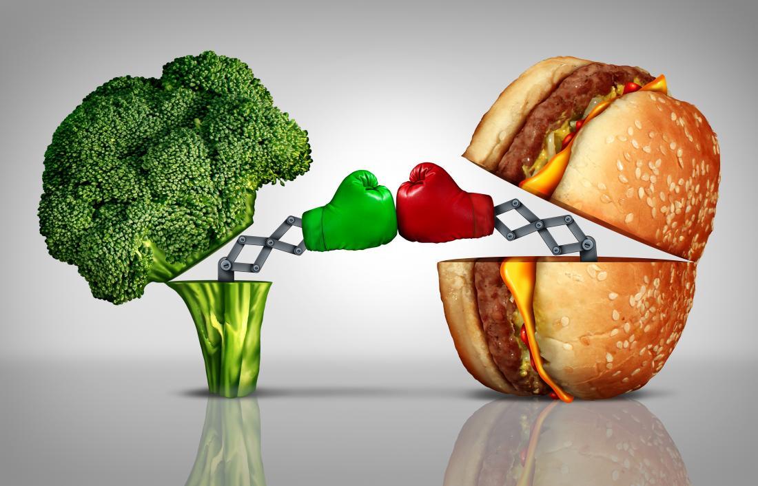 Γίνε χορτοφάγος με ισορροπημένο τρόπο