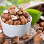 7 διατροφικά οφέλη των φουντουκιών