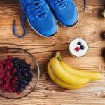 Επιλέγοντας τις σωστές τροφές για να έχετε ενέργεια κατά την καθημερινή σας άσκηση.