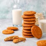 Σπιτικά μπισκότα τύπου Digestive